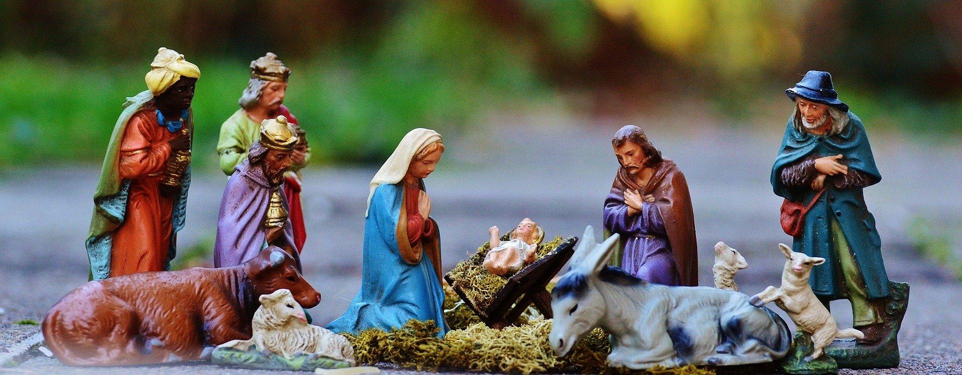 Szopka bożonarodzeniowa (fragment pracy magisterskiej)