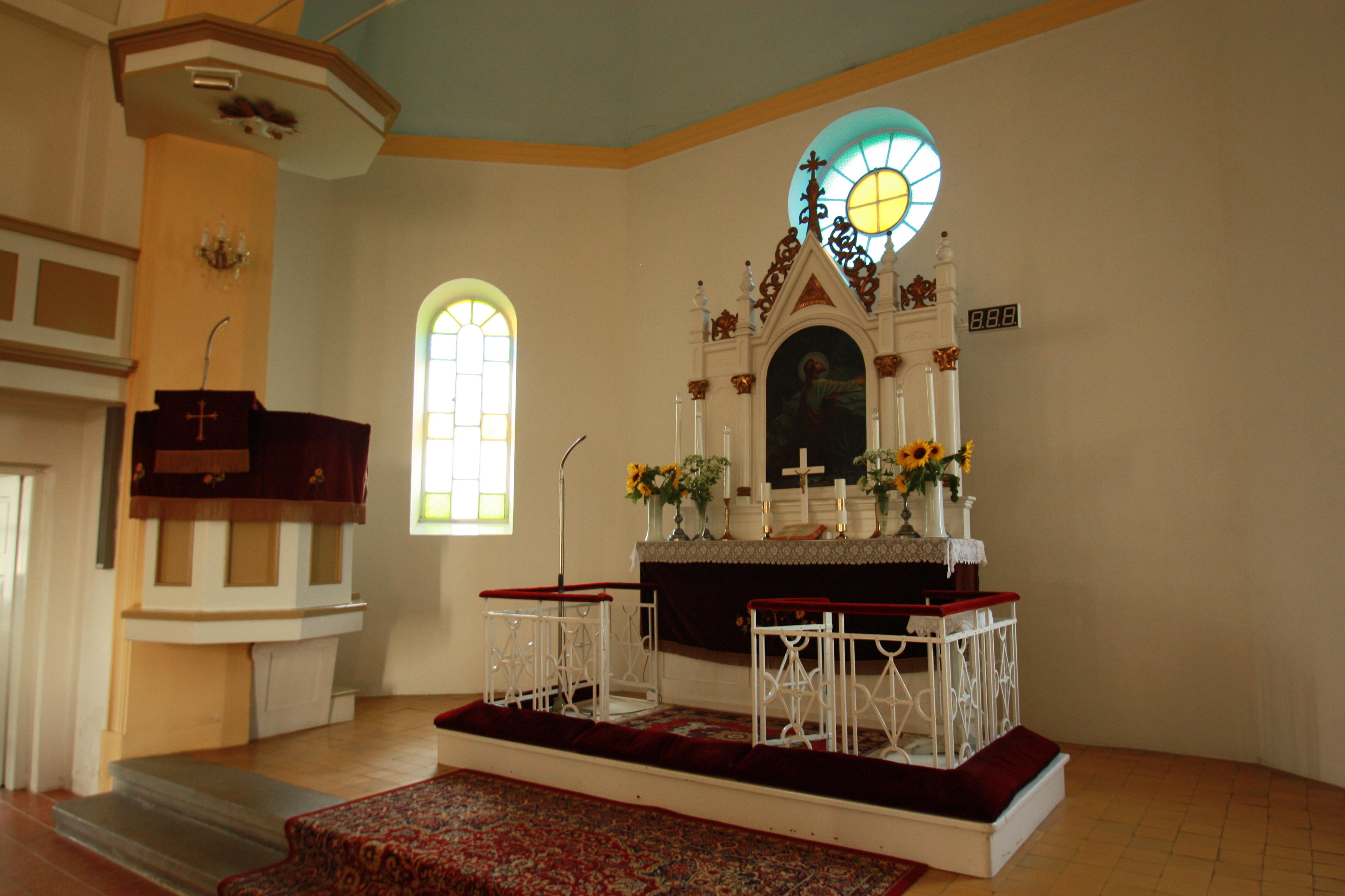 Nabożeństwa piątkowe i niedzielne