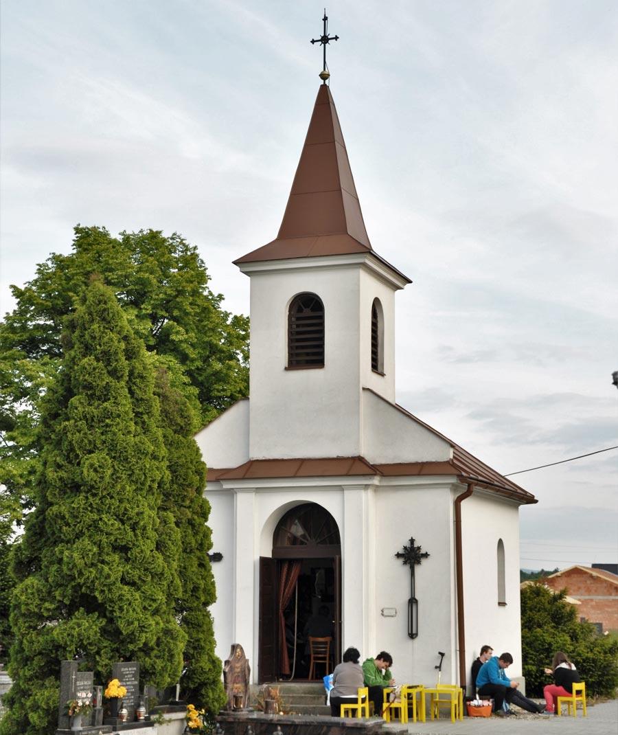 Evangelická kaple Horní Suchá