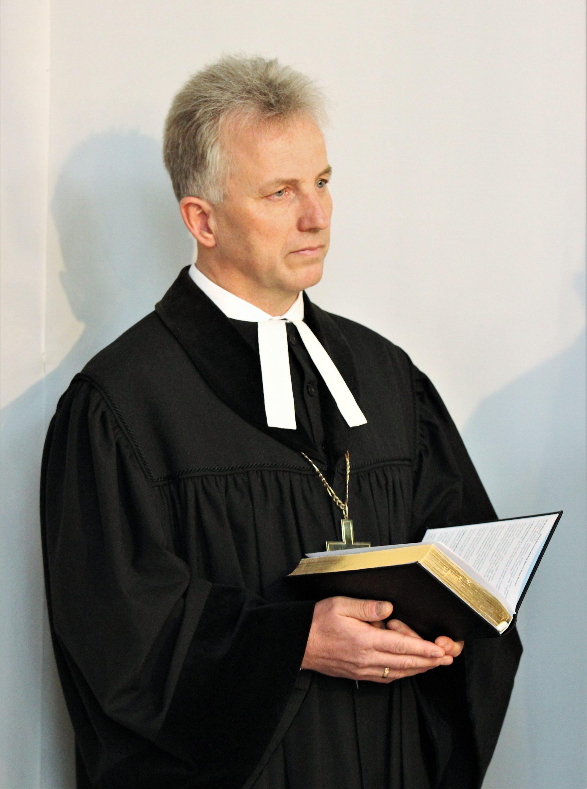 Novoroční pozdrav biskupa Tomáše Tyrlíka
