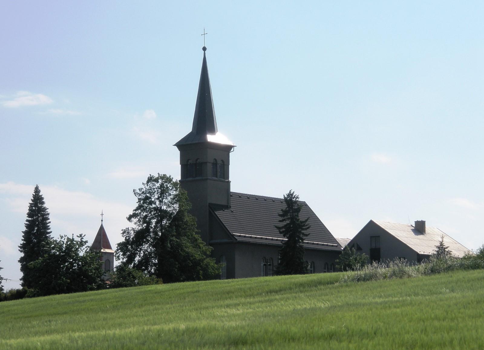 Farní sbor SCEAV v Albrechticích