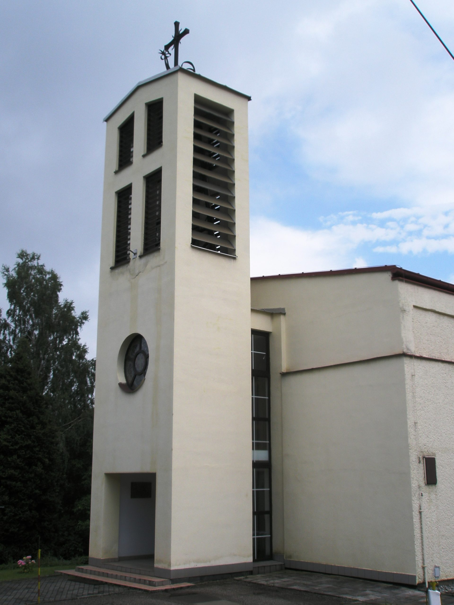 Evangelický kostel Těrlicko