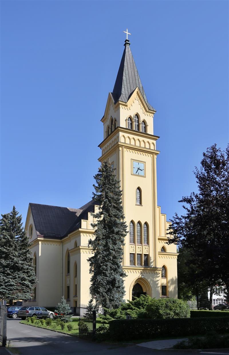 Evangelický kostel ap. Petra a Pavla
