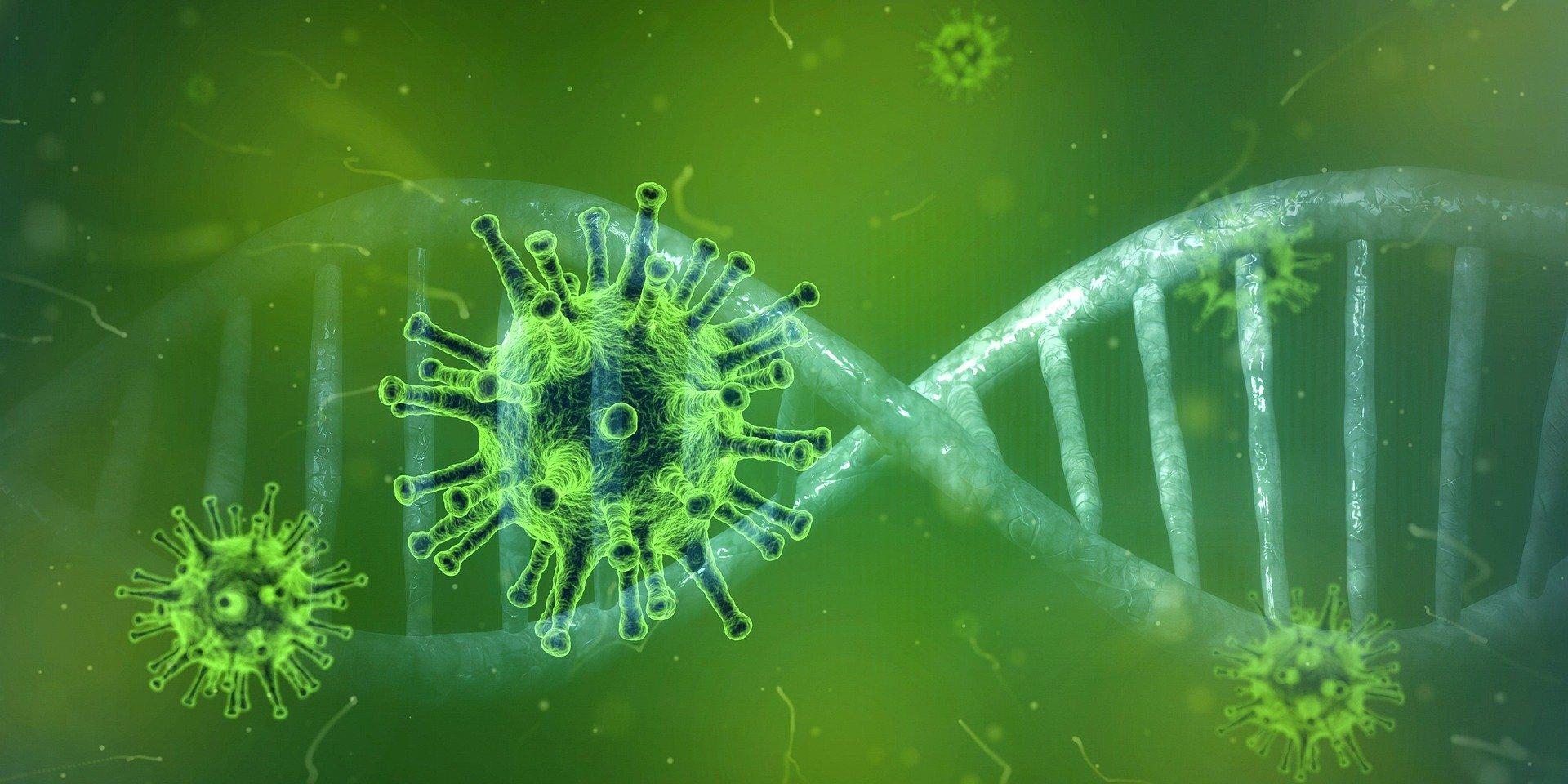 Koronavirus a matematika
