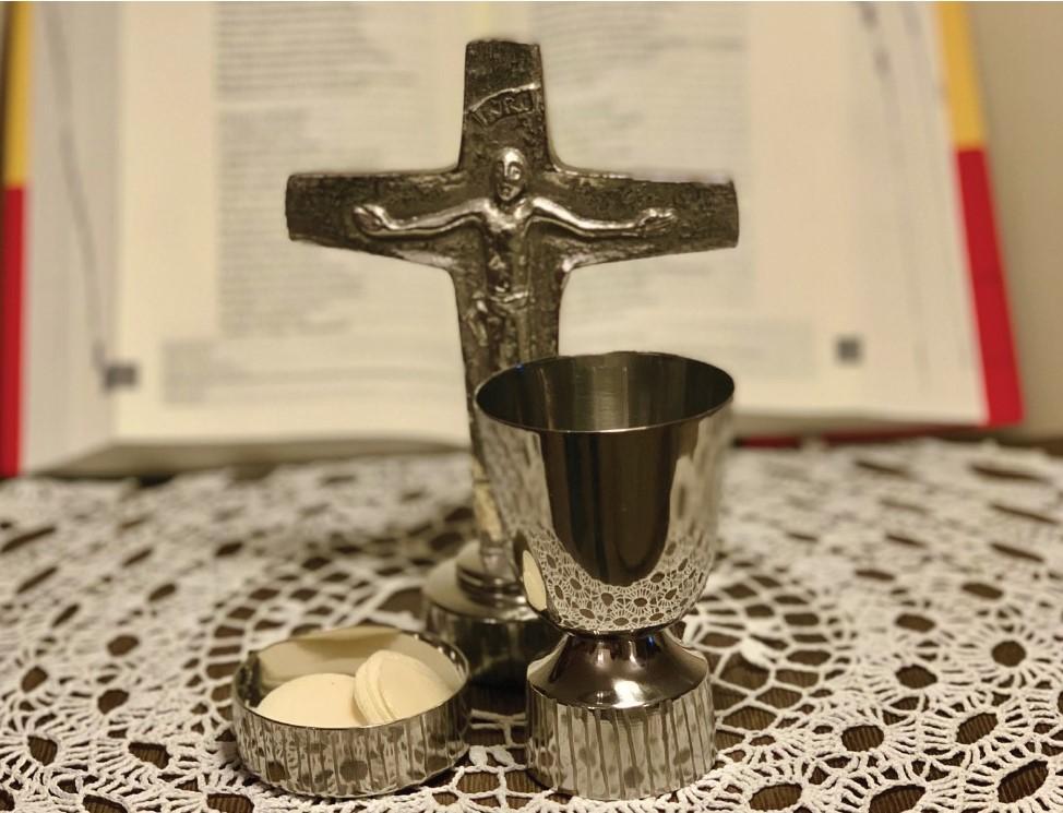 Postní nabídka Večeře Páně doma