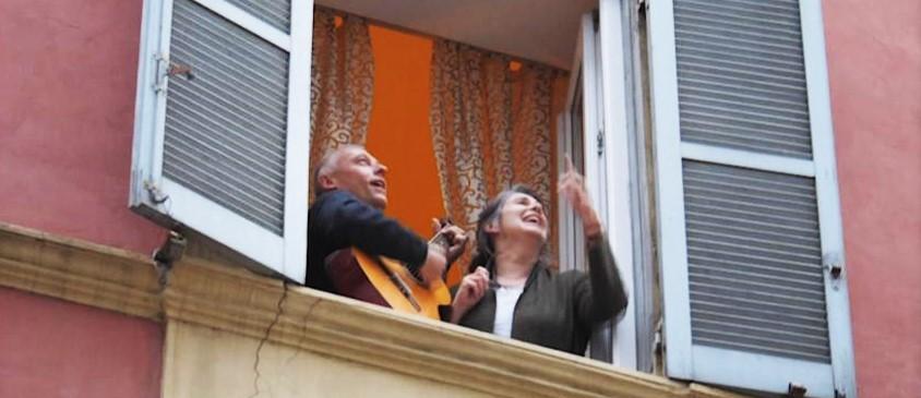 Společný zpěv nakonec