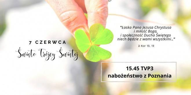 Nabożeństwo z Poznania