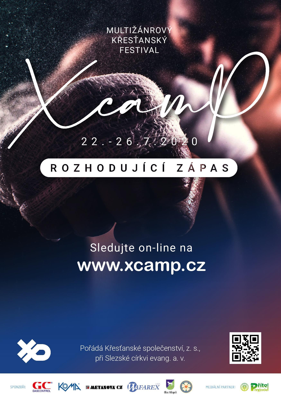 XcamP již tento týden!