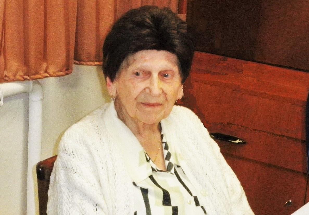Śp. Anna Dzikowa z Folwarcznych