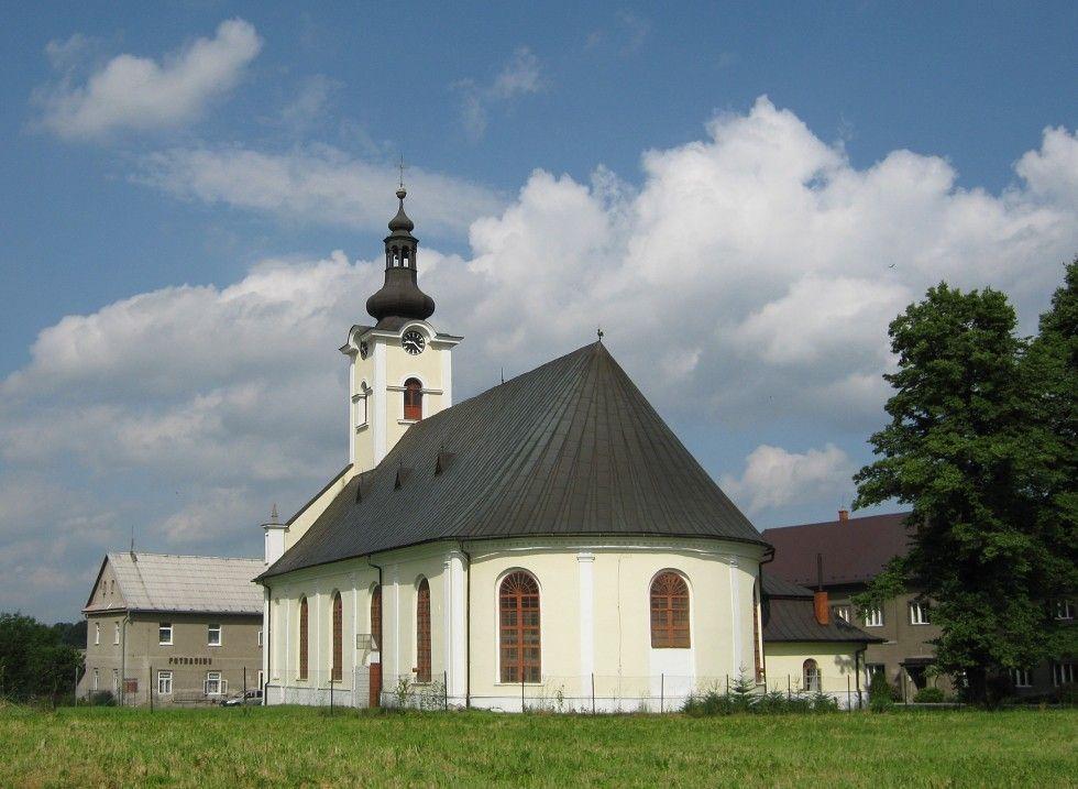 Evangelický kostel Havířov-Bludovice