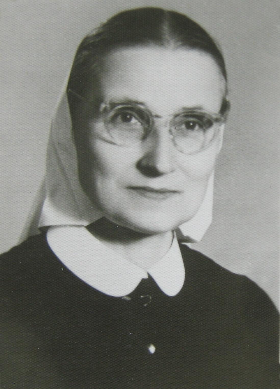 50. rocznica śmierci s. Jadwigi