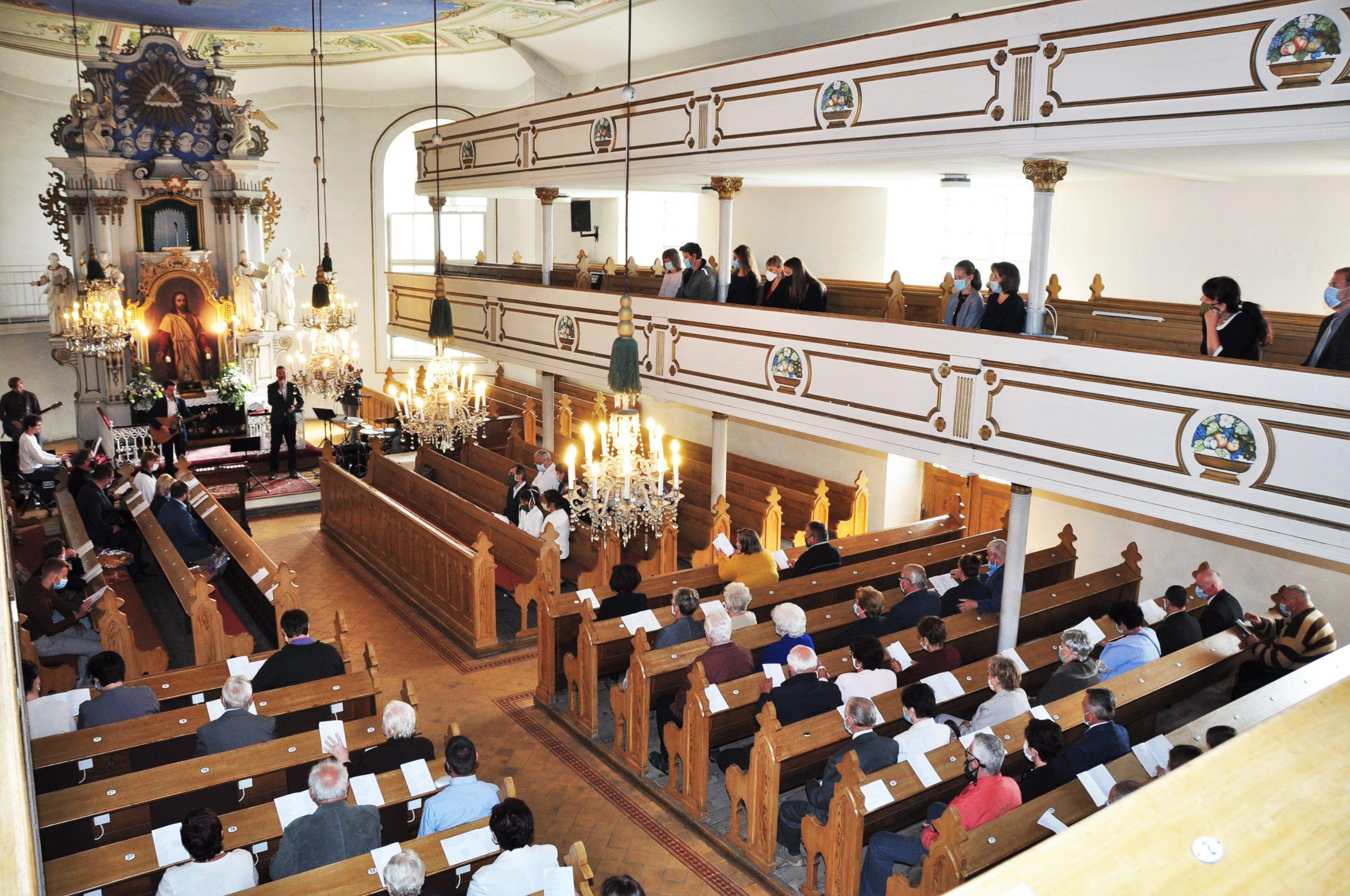 Seniorátní slavnost Evangelického dne 2020 a pastorální konference