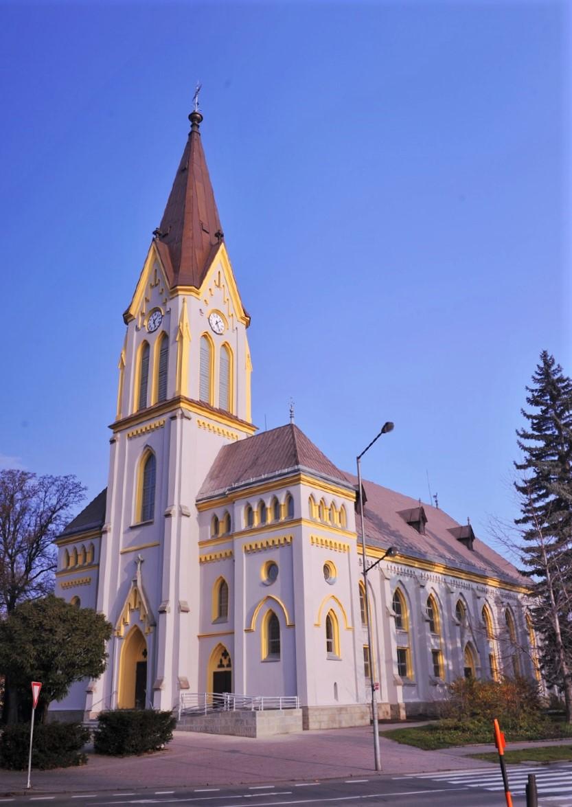 Evangelický kostel Třinec