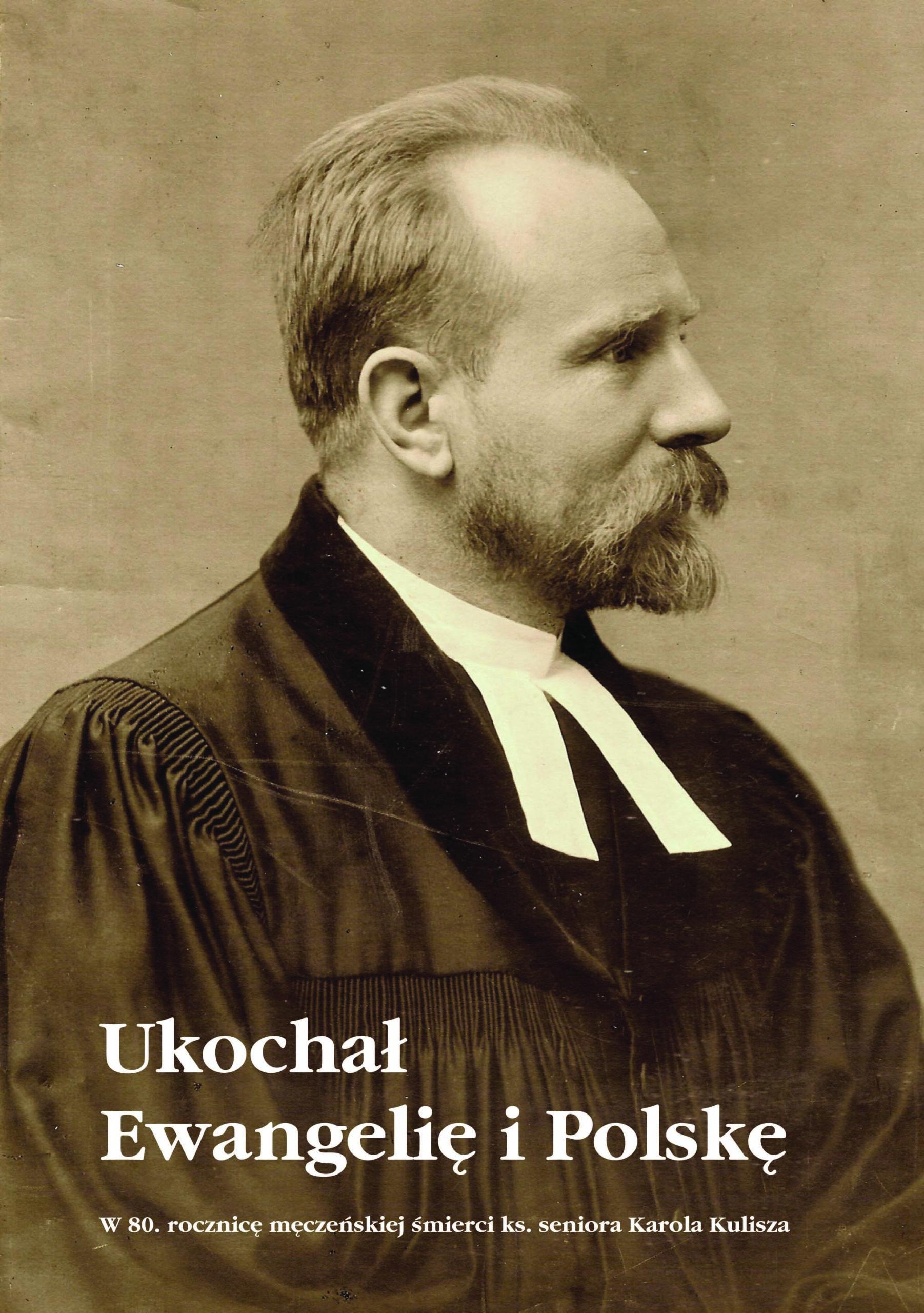 Nowa książka o ks. Karolu Kuliszu