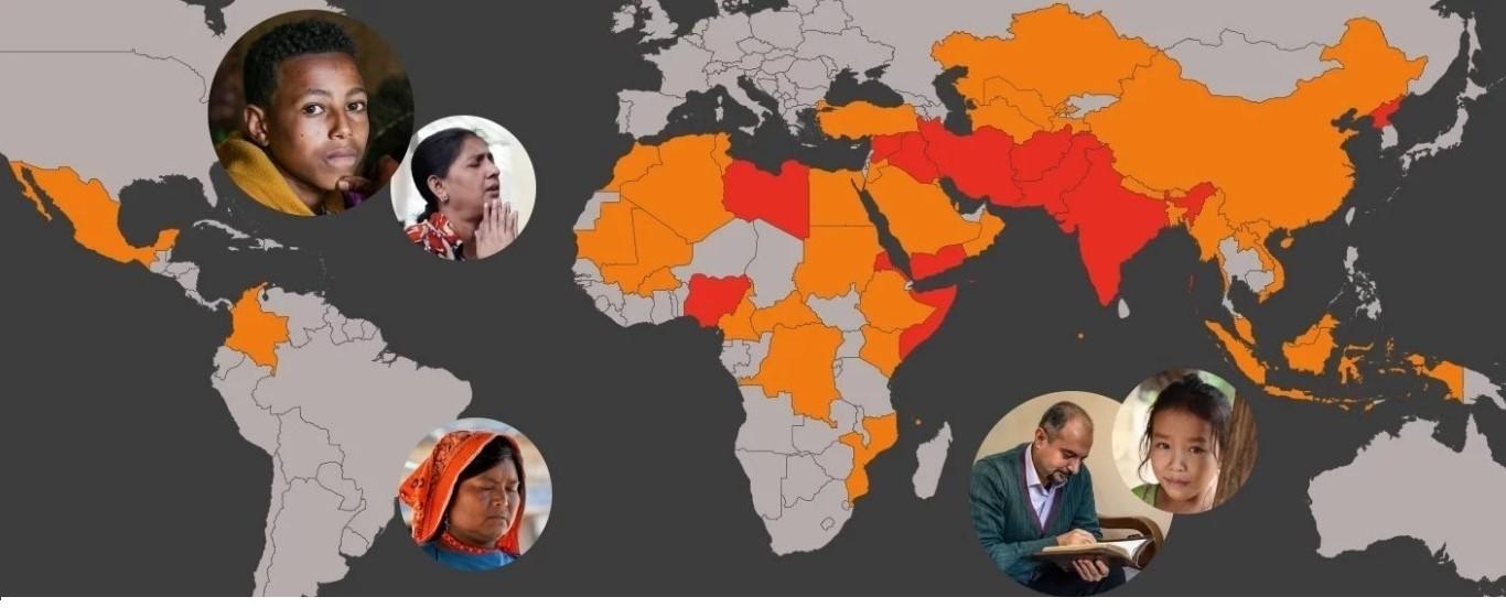 Światowy Indeks Prześladowań 2021