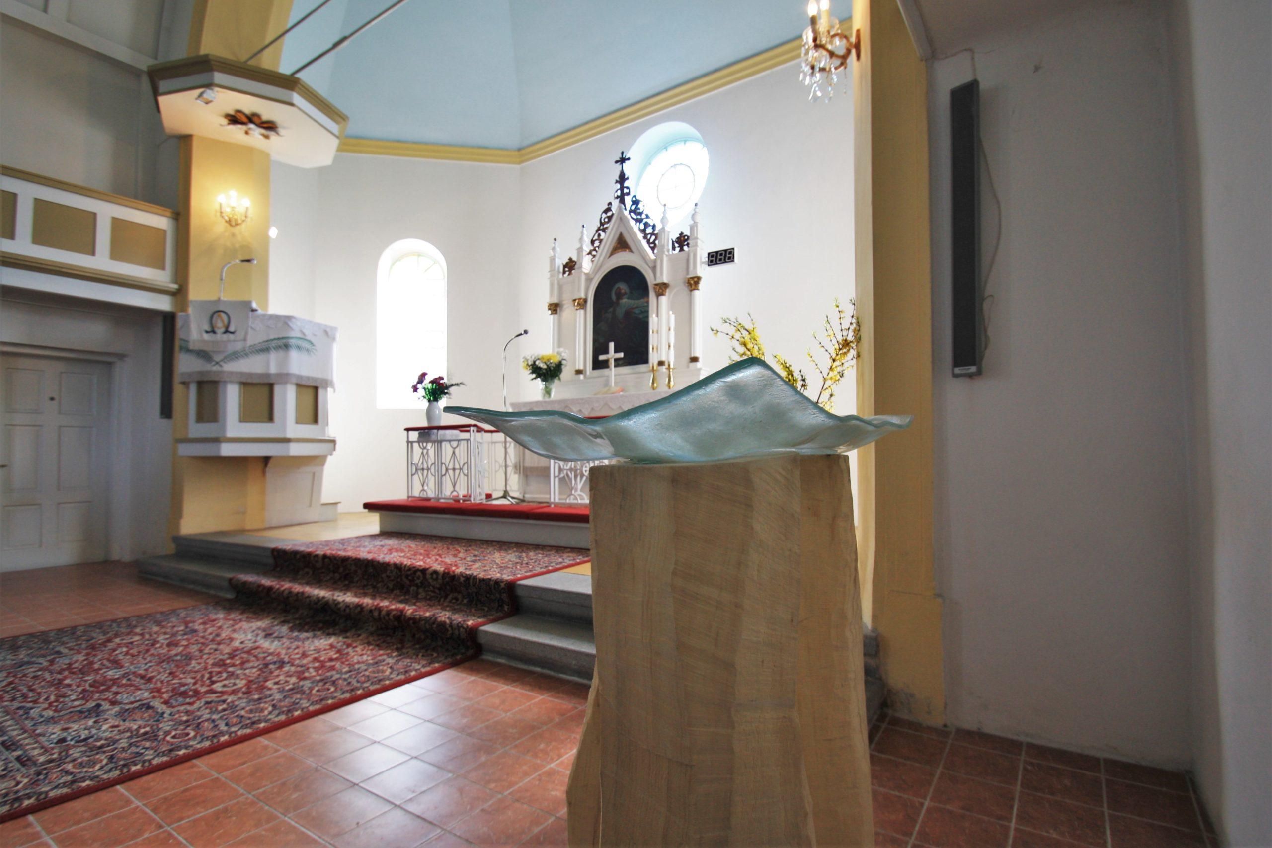 Sprawozdanie z życia religijno-kościelnego Parafii ŚKEAW w Hawierzowie Suchej za rok 2020