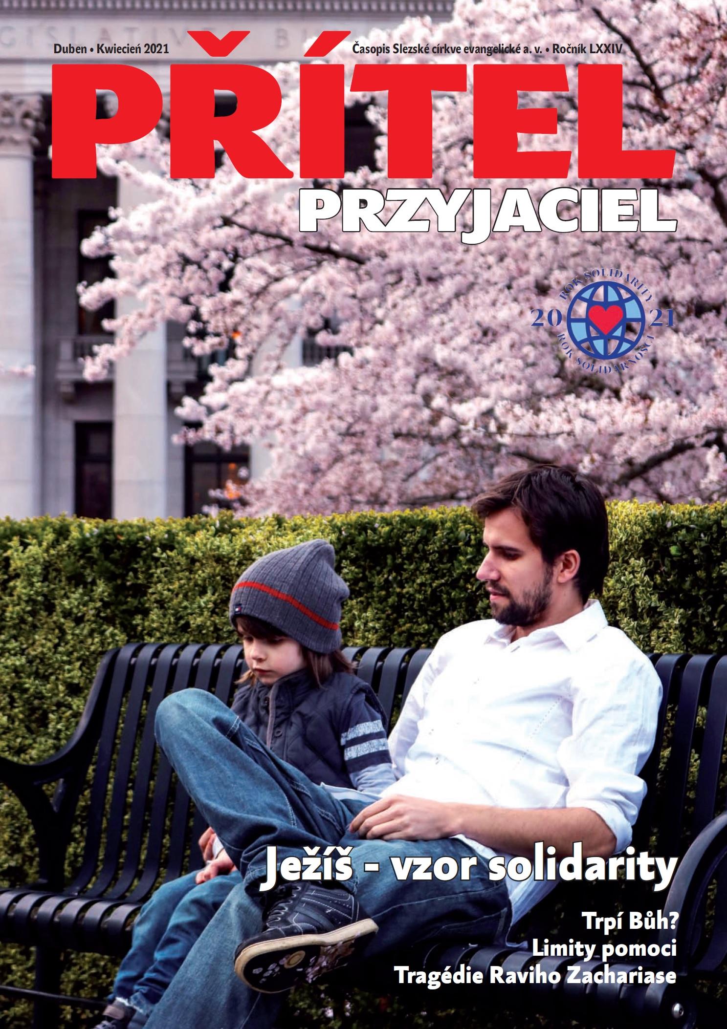 Ježíš – vzor solidarity. Nové číslo Přítele-Przyjaciela