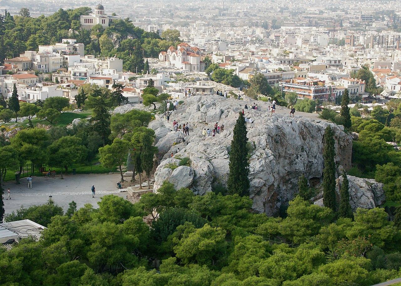 Zwiedzając Ateny