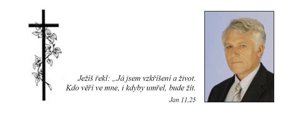 Zemřel br. Jan Tomiczek z Třanovic