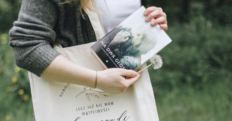"""Nowa powieść Lidii Czyż: """"Na dwa głosy"""""""